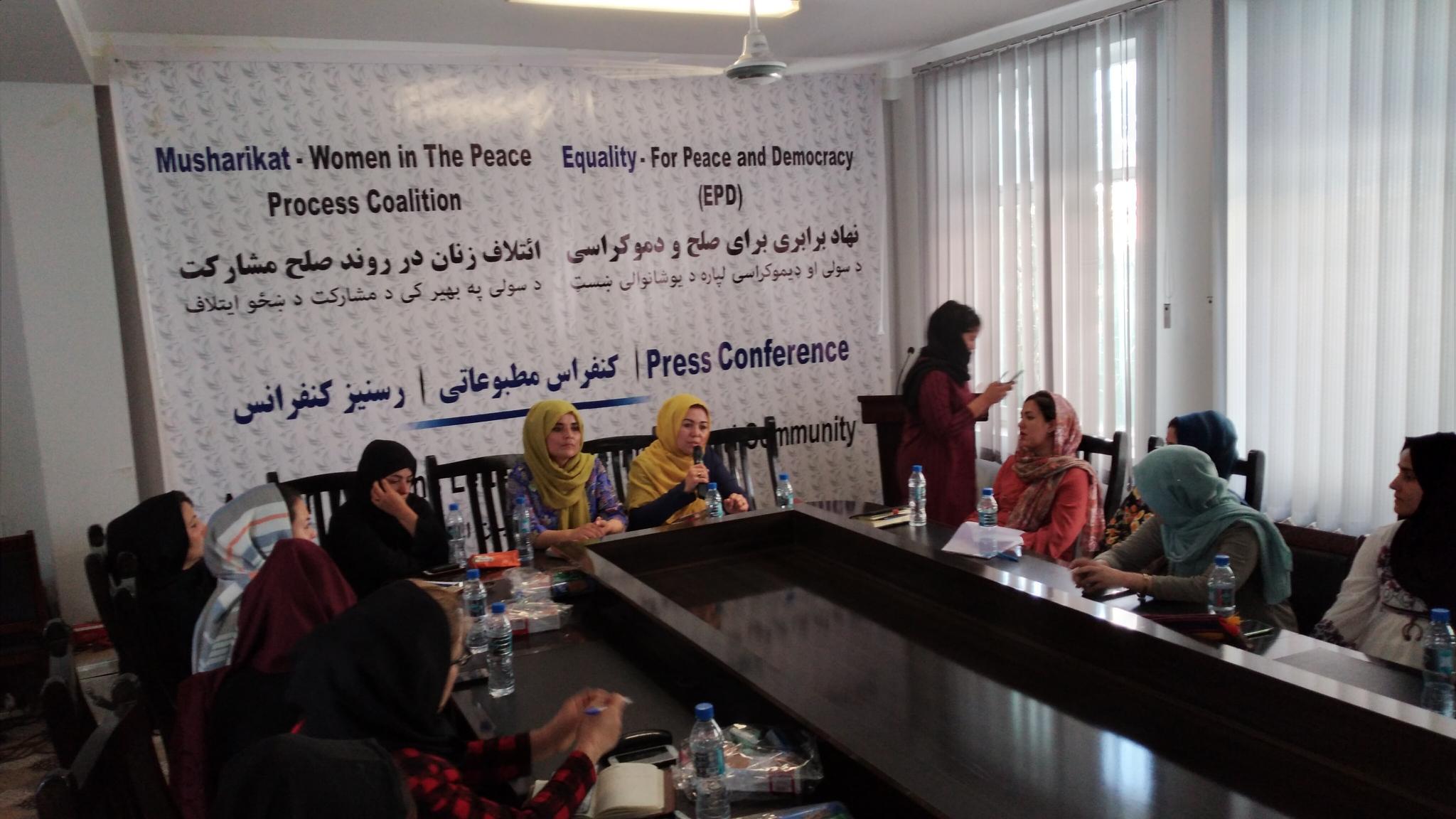 شماری از زنان، با جمعآوری 15 هزار امضاء، خواستار حفظ دستآوردهای زنان شدند