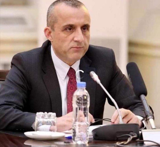 امرالله صالح، از یک انفجار جان سالم بهدر برد