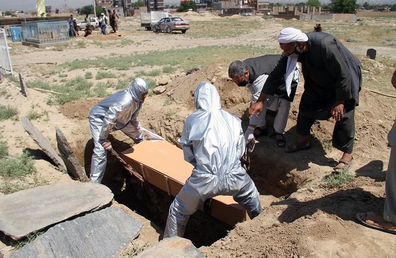 Afghanistan: Health Ministry Announces Additional 32 Coronavirus Related Deaths